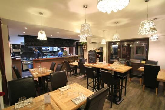 Restaurant Le Bistrot de Bacchus (Guillaume Despont)