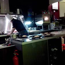 Restaurant Sensation (Romain Salamone, Lattes)