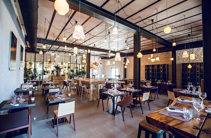 Restaurant Terminal 1 - Frères Pourcel