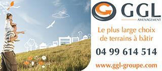 GGL Groupe - Aménageur foncier & lotisseur - Vente de terrains à bâtir