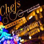 Soirée de lancement du magazine Chefs d'Oc #8