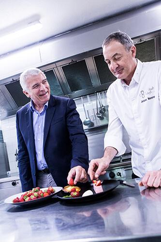 Marc grégoire cuisine