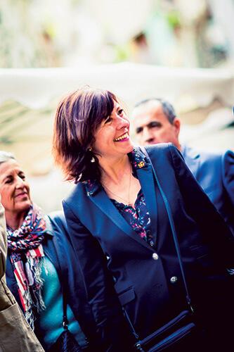 Carole Delga Présidente Région Occitanie