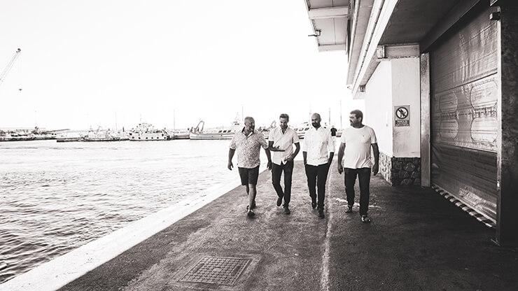 escapade chefs d'oc à Palamos Costa Brava
