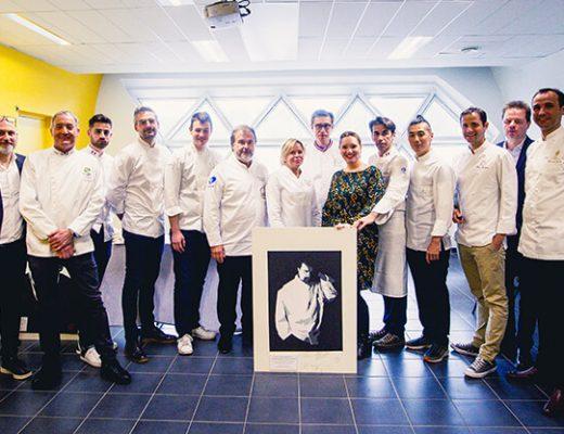 Jury championnat de France du dessert 2019