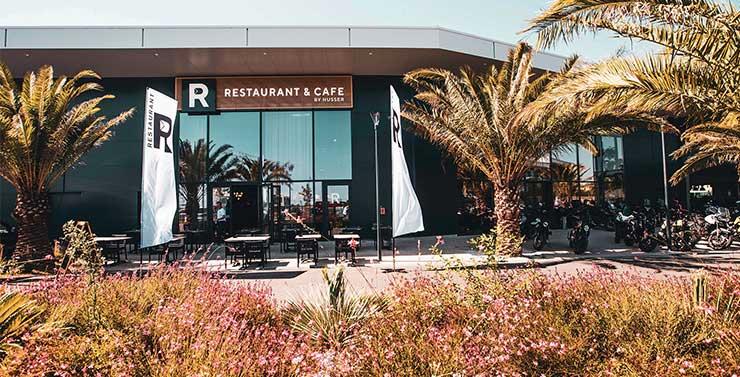 façade restaurant le R