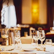 restaurant L'accent du Soleil saint martin de londres