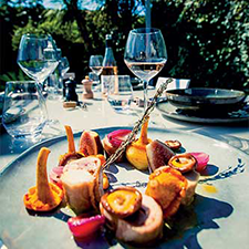 Mahé Richard Juste et Sabrina Delcros Montpellier Restaurant