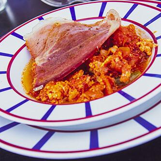 Cote Basque-degustation